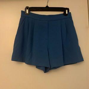 High waisted aritzia shorts